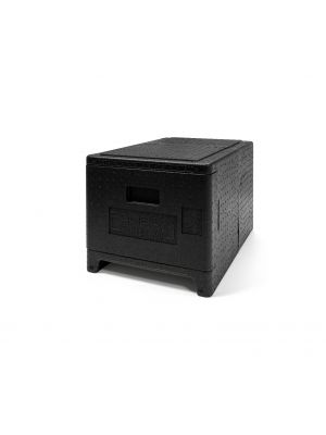 Transport alimentaire Polibox Porter Mini noir