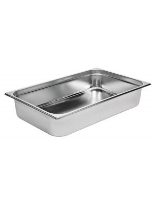 Conteneur gastronorm GN 1/2 inox h 65 mm