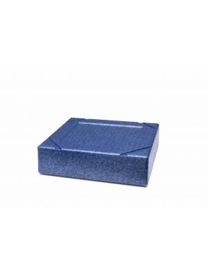 Isothermal container Polibox Domus blue