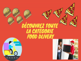 Food delivery et conteneurs isothermes polibox
