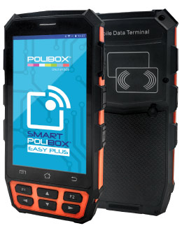 intelligente mobile data terminal